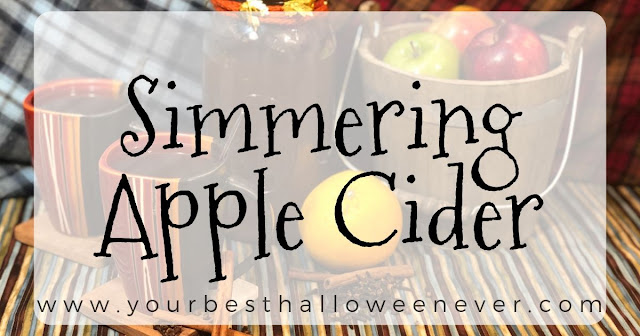 Simmering Apple Cider Recipe