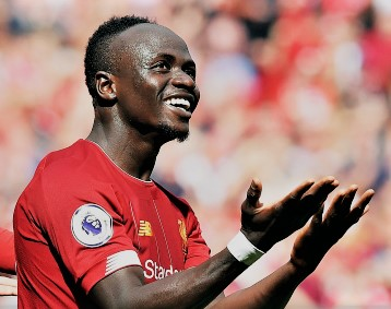 Sports: Sadio Mane Wins The African Player Of The Year Award