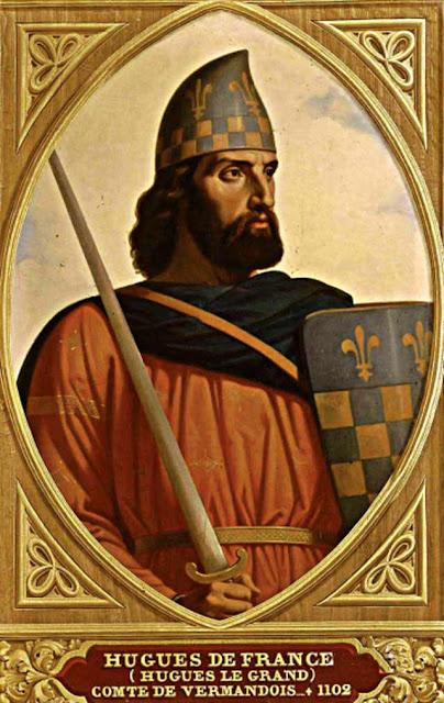 Hugh of Vermandois Byzantium.filminspector.com