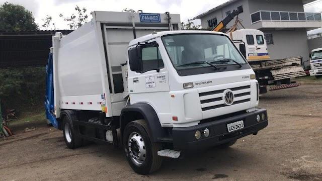Serviço de coleta de resíduos sólidos é retomado em Registro-SP