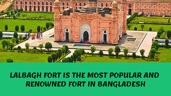 lalbagh fort full view