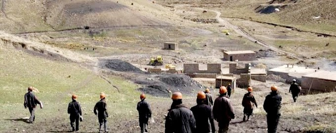 The war for mineral possession also started in Afghanistan