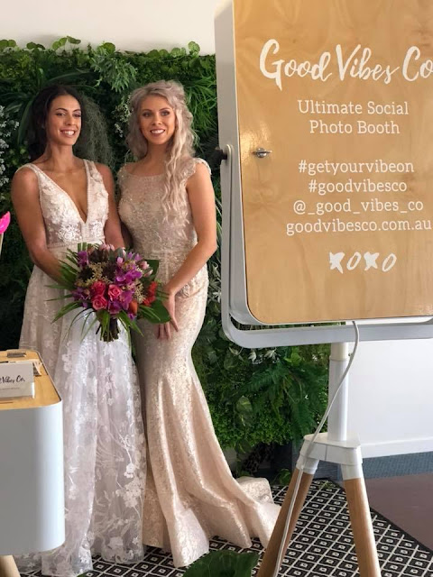 Open air photo booth hire gold coast