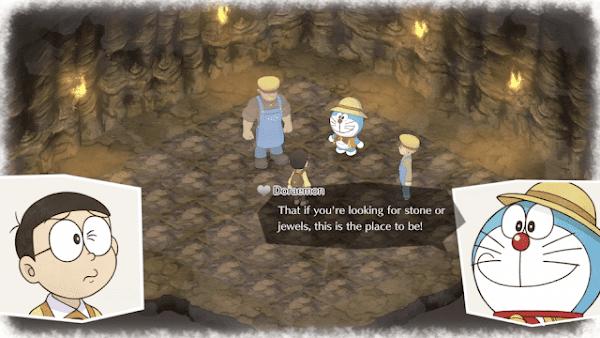 Cara Mendapatkan Pickaxe di Game Doraemon SOS