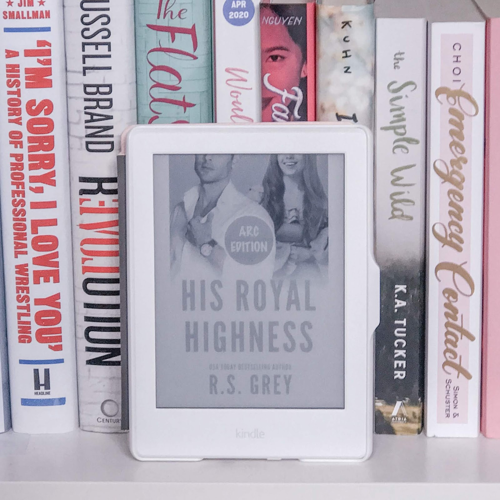 His Royal Highness - R.S Grey
