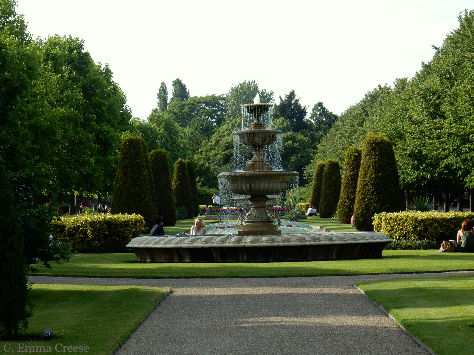 London Regents Park and why I love it