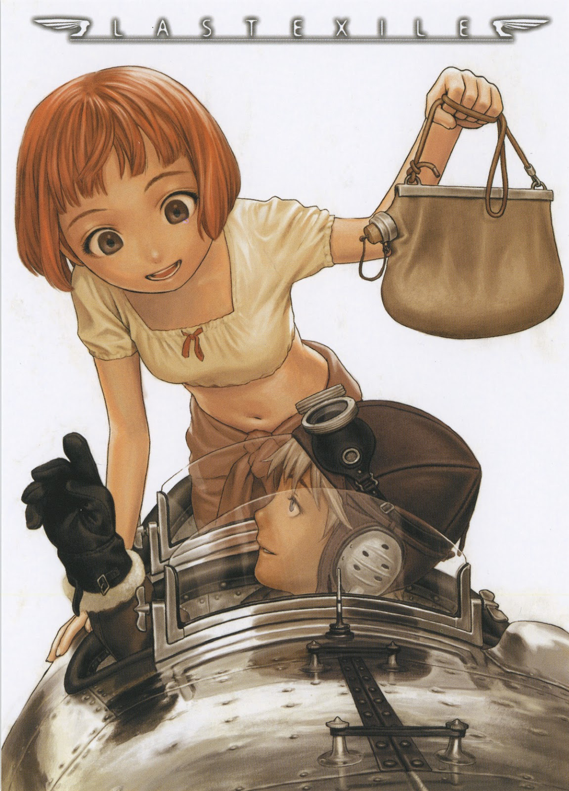 RNG Anime Review - Last Exile