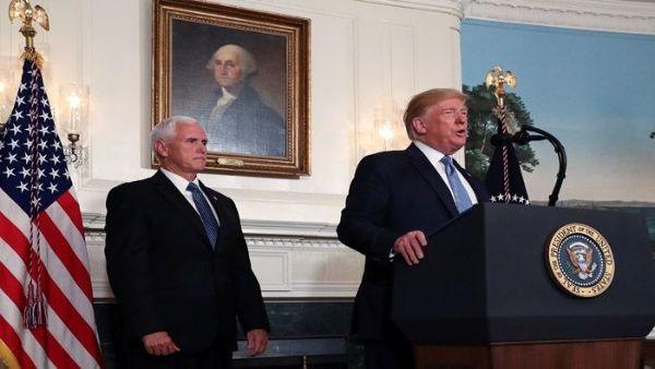Trump ordena bloquear activos de Gobierno venezolano en EE.UU.