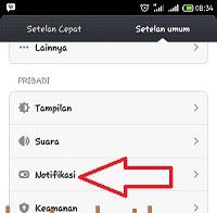 Cara Mengatasi Notifikasi di HP Android Tidak Muncul