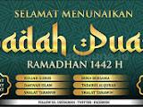 Cara membuat spanduk ramadhan 1442H dengan coreldraw - belajara coreldraw
