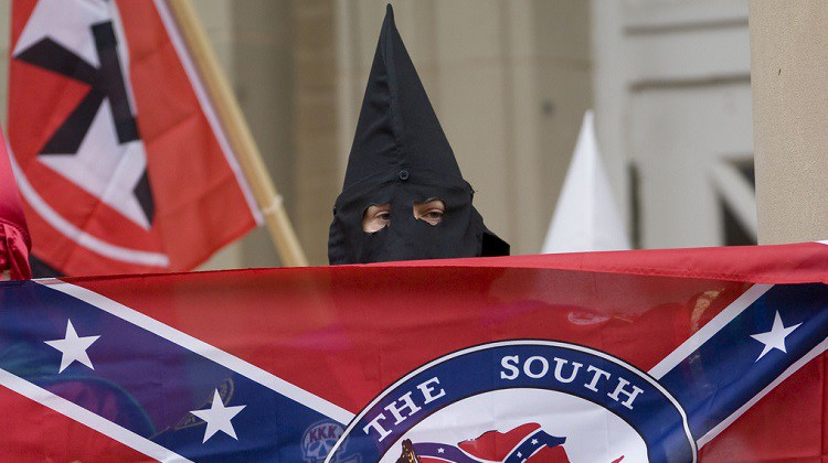 Life inside the KKK: Pictures give incredible glimpse into