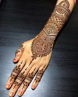 Henna photos