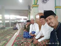 Bukber Akbar Di Masjid Asy-Syarif