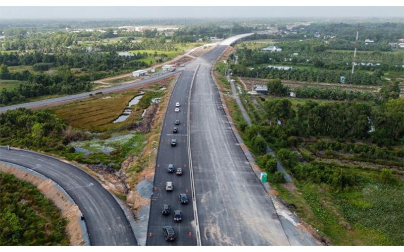 Dự án cao tốc trung lương Mỹ Thuận