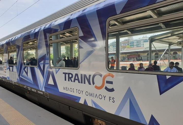 Συνεργασία Δημοσίου-ΤΡΑΙΝΟΣΕ για αναβάθμιση του σιδηροδρομικού δικτύου