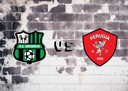 Sassuolo vs Perugia  Resumen