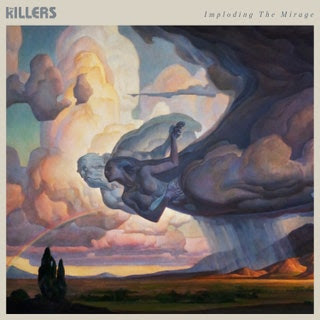 The Killers - Imploding the Mirage Music Album Reviews