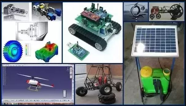 List of Mechanical Engineering Project Ideas in 2020
