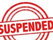Jhabua News-  ग्राम पंचायत सचिव मेड़ा तत्काल प्रभाव से निलंबित- Gram Panchayat Secretary Maida immediate suspended