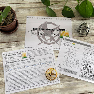 Hunger Games Escape Room https://www.teacherspayteachers.com/Product/Hunger-Games-Escape-Room-Escape-From-The-74th-Games-5213758?utm_source=HGlessons&utm_campaign=EscapeRoom