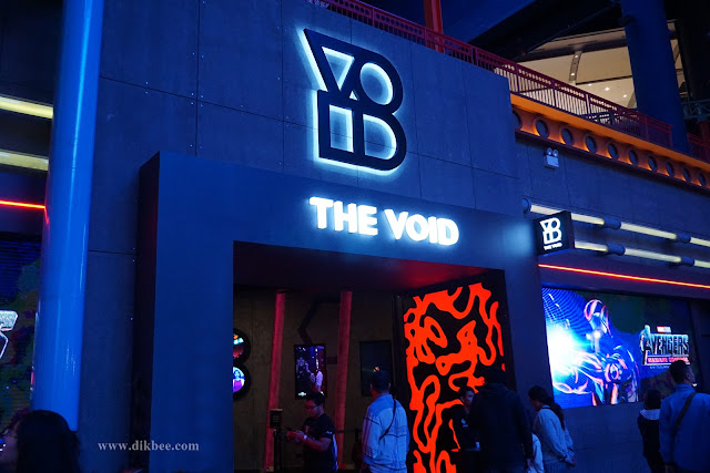 Pengalaman Bermain Virtual Reality Avengers : Damage Control Di The VOID