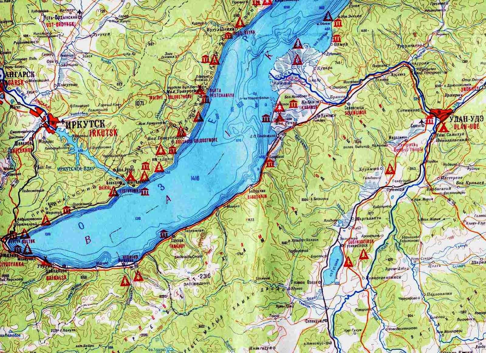 они картинки озера байкал карта растения его листья