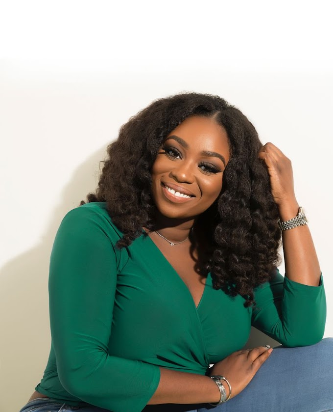 Peace Hyde Named as Glamour Magazine Woman of the Month