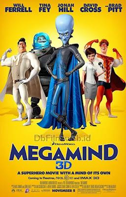 Sinopsis film Megamind (2010)