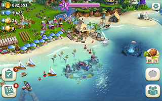 Game FarmVille Tropic Ascape Apk