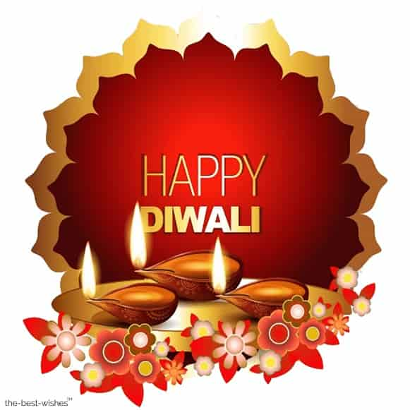 happy diwali images my love