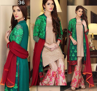 Luxury Chiffon by Charizma Winter Collection 2015
