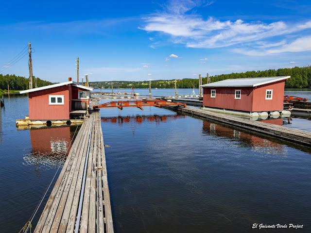 Fetsund Lenser - Noruega, por El Guisante Verde Project