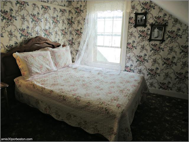 Lizzie Borden Bed & Breakfast Museum: Habitación de Bridget Sullivan