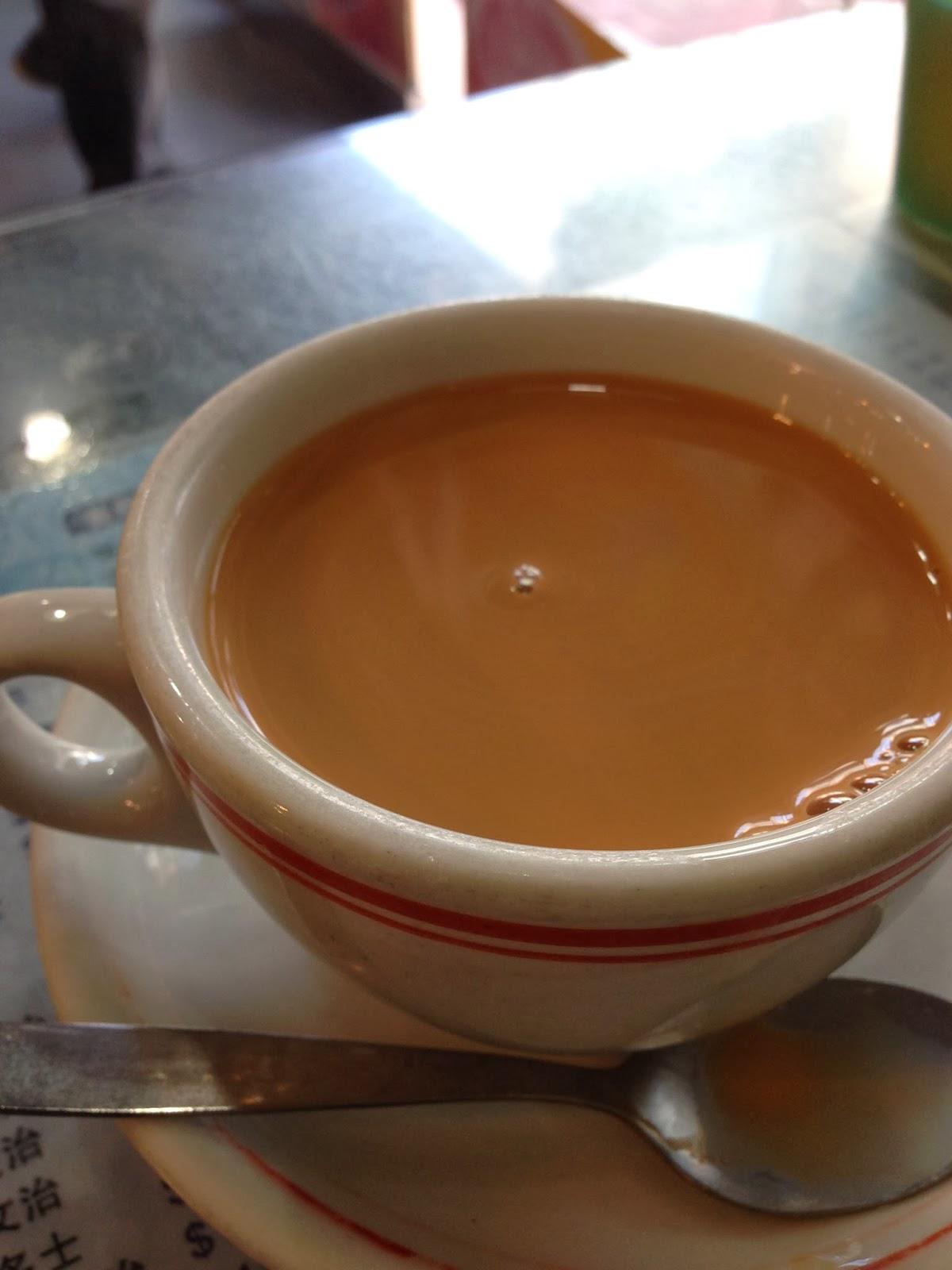 Build 。美。會: 即沖奶茶VS 茶餐廳奶茶