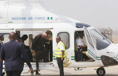 President Buhari, Abuja Airport, Medical Vacation, News