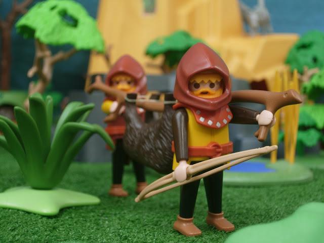 Playmobil hunters