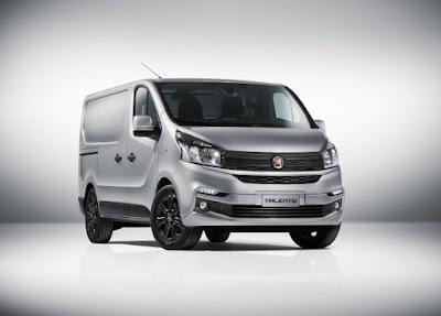 Οι προσφερόμενες λύσεις της Fiat Professional έχουν πλέον και Talento