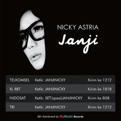 Nicky Astria - Janji