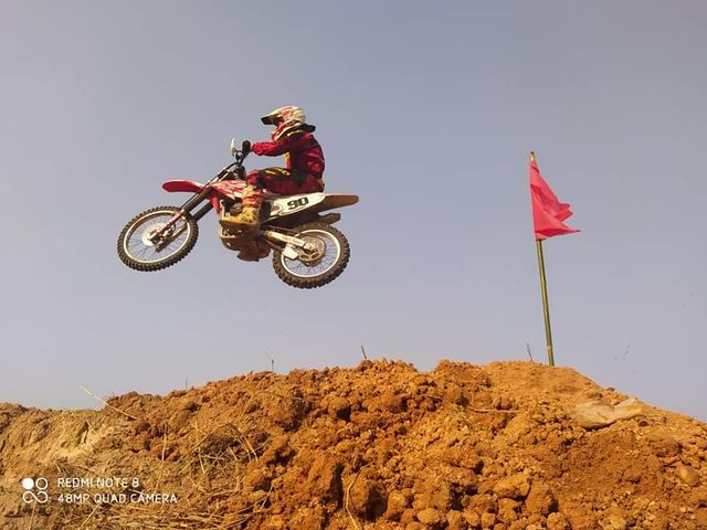 Município da ilha Comprida conta com pista de motocross e velocross