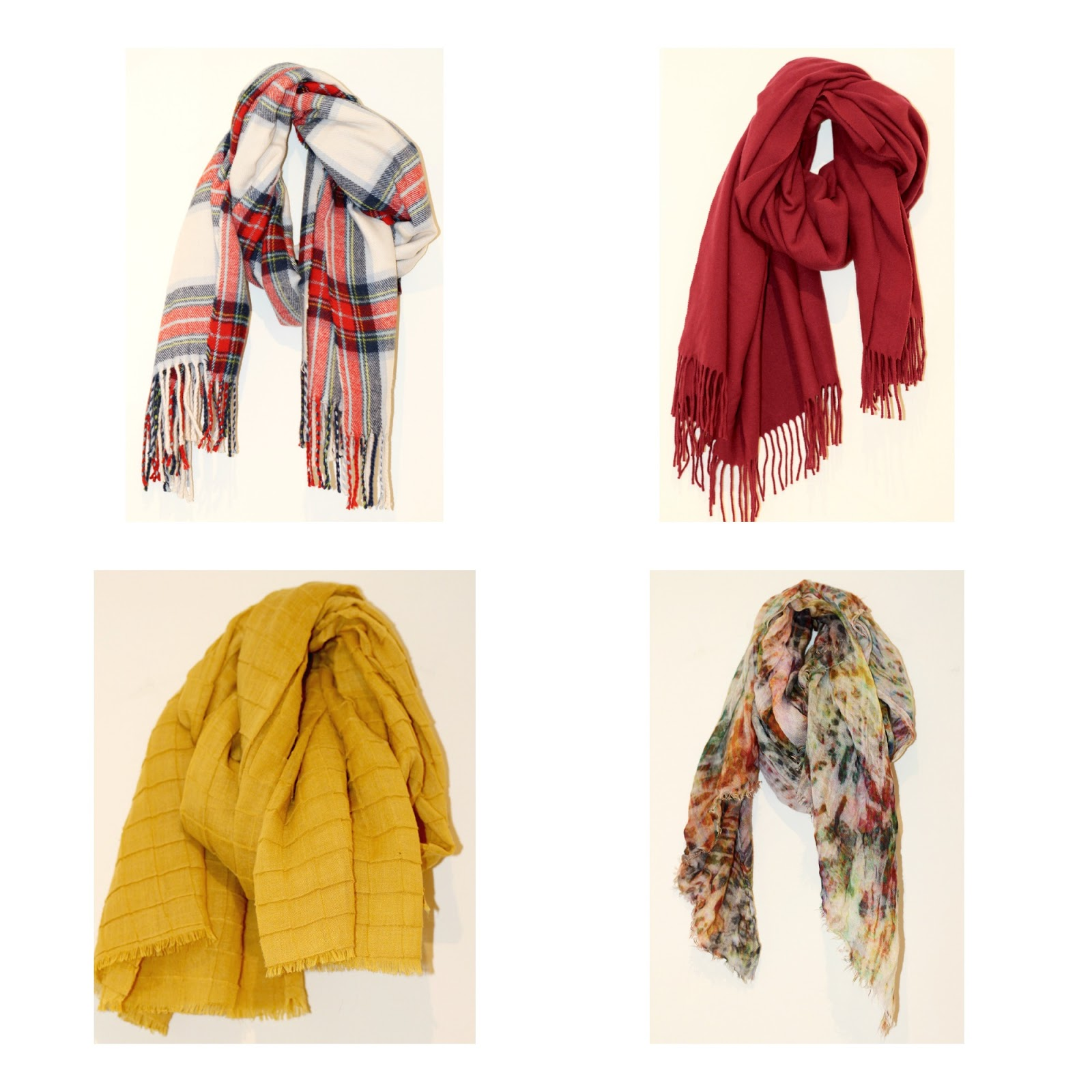 37 piece Autumn Colourful Capsule Work Wardrobe | Fake Fabulous