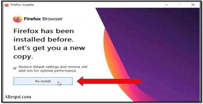 فايرفوكس عربي 32 بت