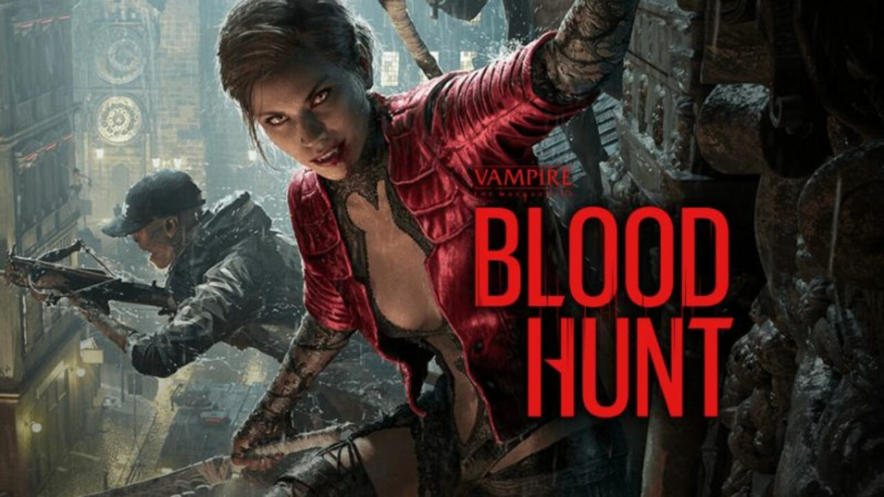 SHARKMOB'S DEBUT TITLE BLOODHUNT ANNOUNCED FOR THE PLAYSTATION 5  SYSTEM