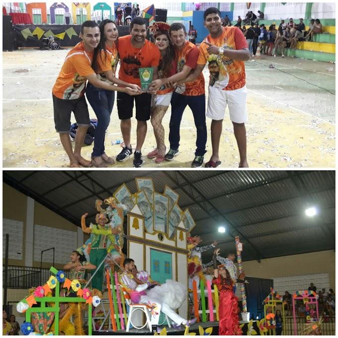 Encerrando o ciclo junino: Junina Brilho Potiguar é Campeã do Festival de Quadrilhas de Lajes Pintadas