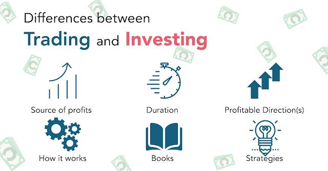 Хөрөнгө оруулалт болон Арилжааны ялгаа