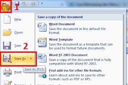 Cara Menghapus Password (Kata Sandi) di Microsoft Word