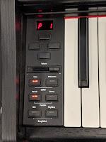 pictures of GEWA DP200 digital piano