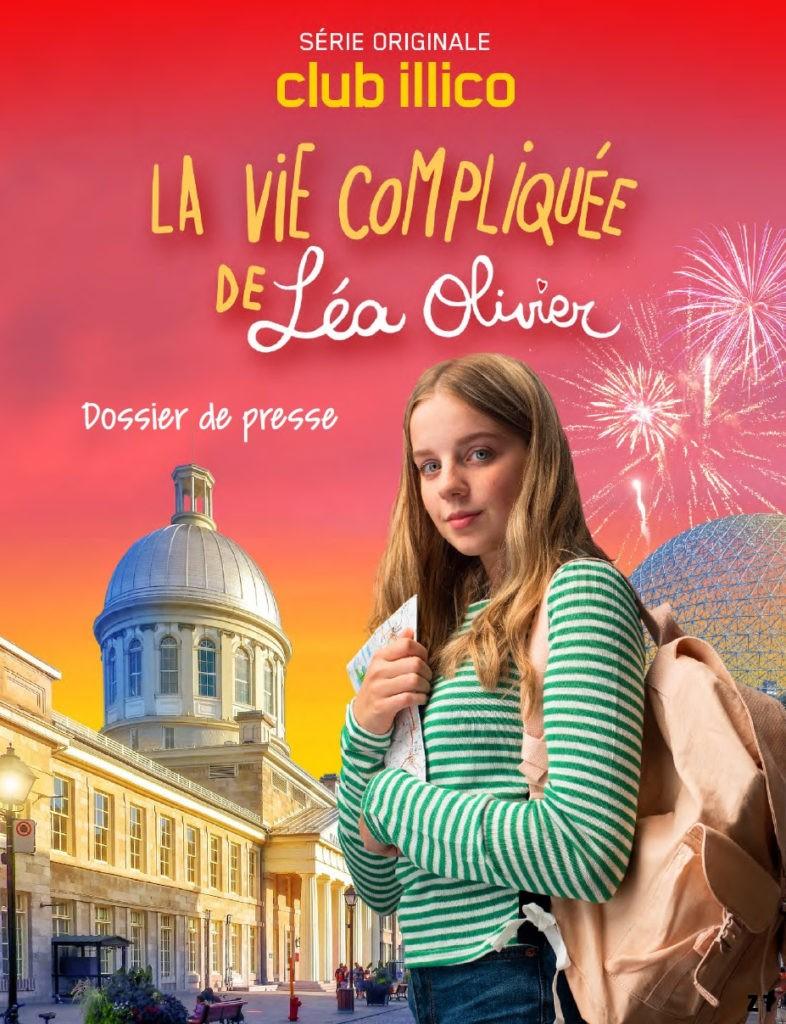 La Vie Compliquee De Lea Olivier – Saison 1 [Complete] [Streaming] [Telecharger]