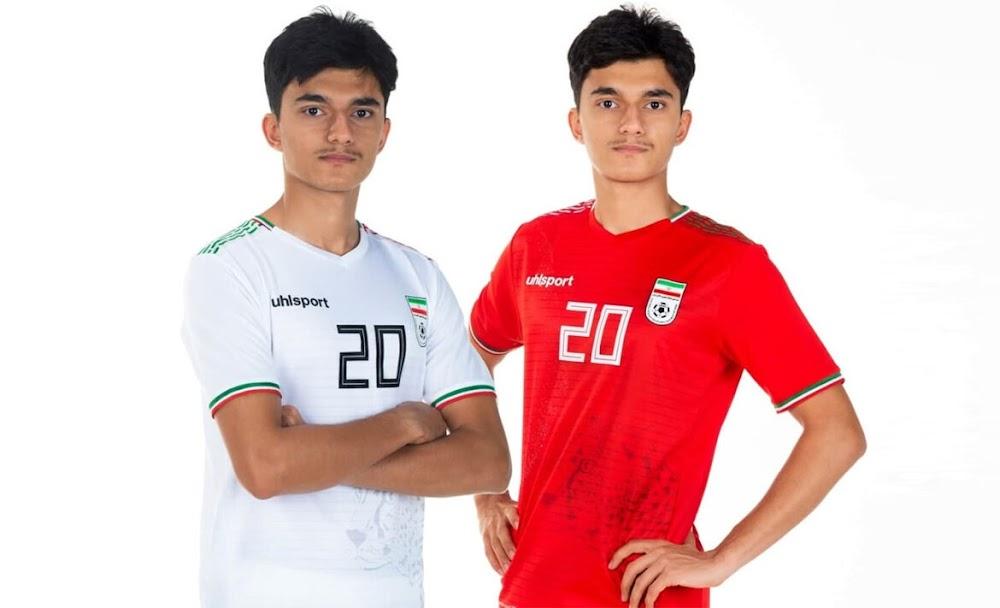 Iran 2021 Home & Away Kits Released - Footy Headlines