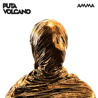 Puta Volcano - (2020) AMMA front