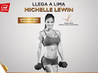 [Sorteo] Gana una cena o un full day con Michelle Lewin